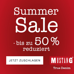 mustang SommerSALE